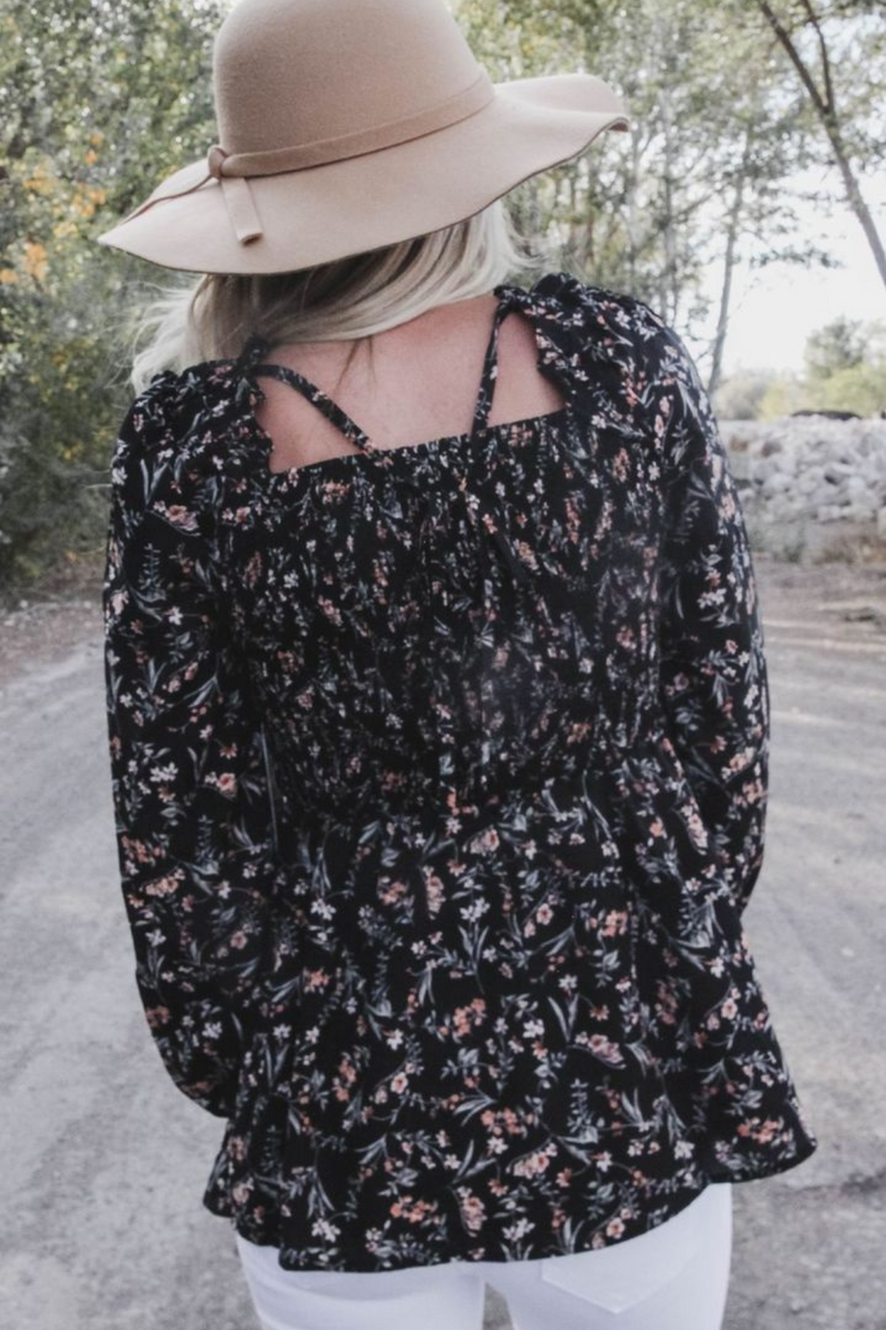 Margo Floral Blouse
