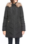 Malia Long Hooded Coat