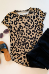 Piper Leopard Print Top