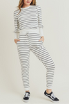 Kyra Stripe Sweater