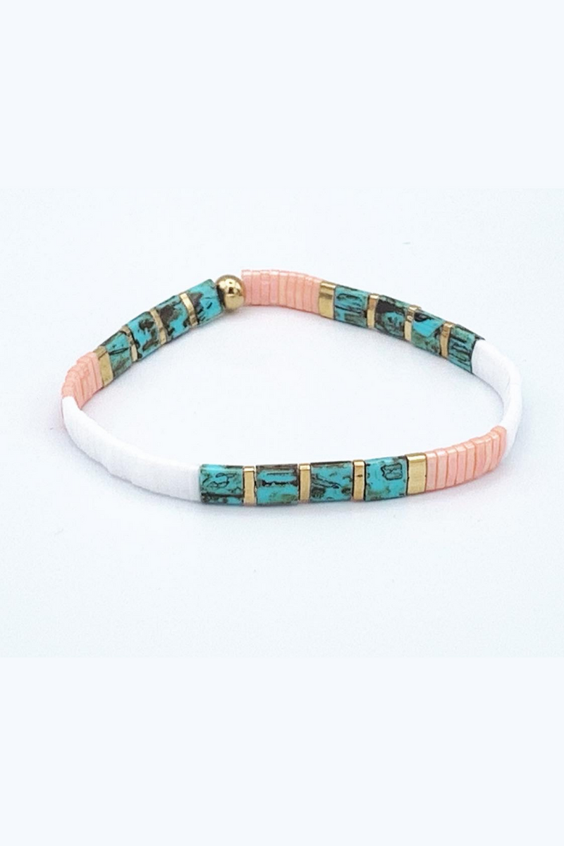 Vacation Tile Bracelet