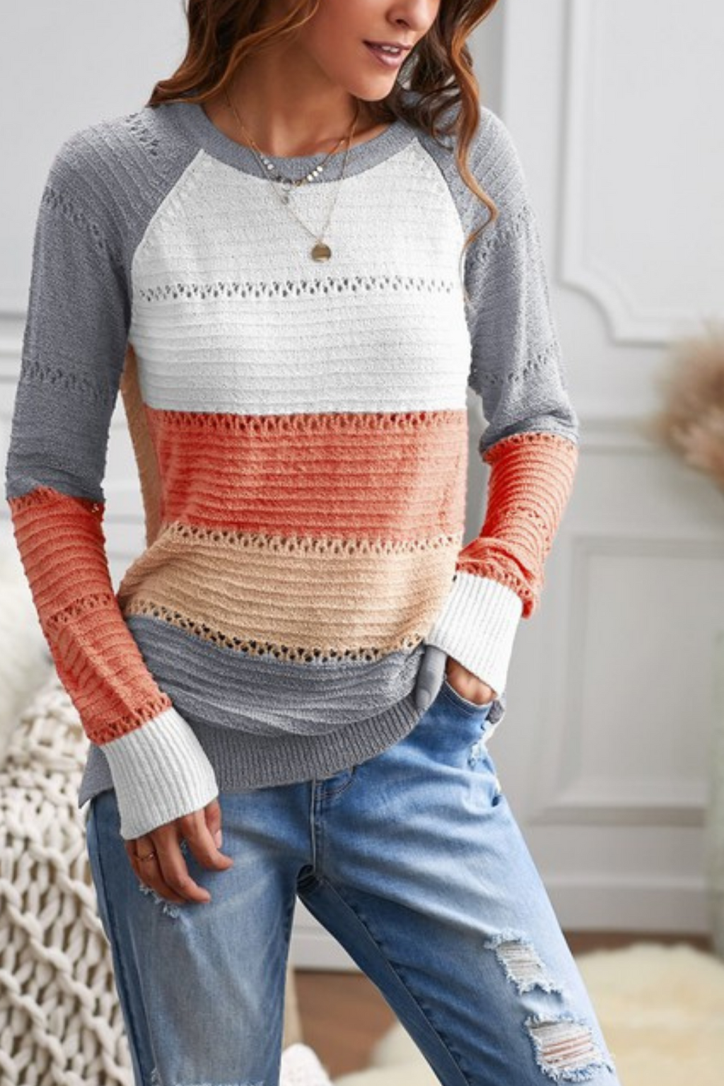 Mylah Knit Sweater
