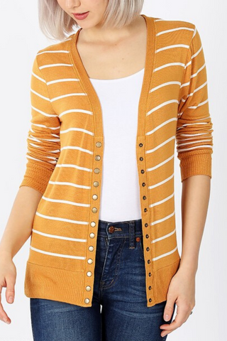 Kim Stripe Top