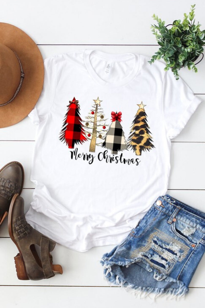 Piper Trees Graphic Top