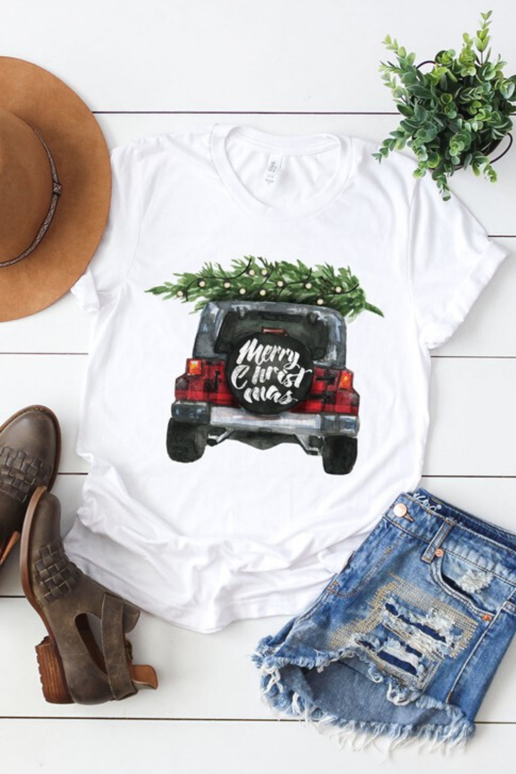 Diana Jeep Graphic Top