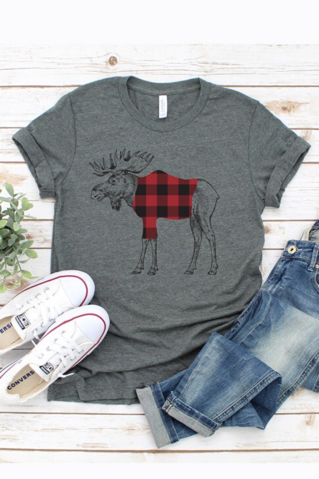 Jenna Moose Graphic Top
