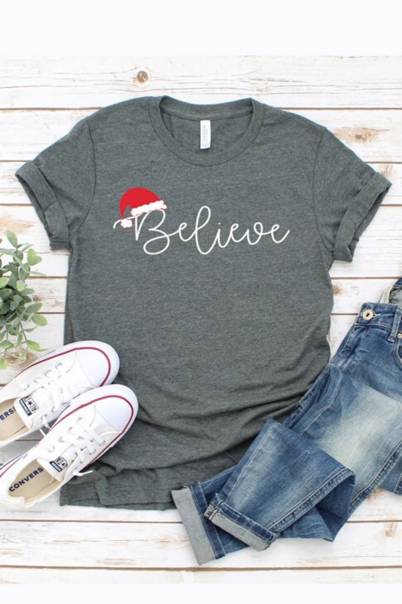 Bella Believe Graphic Top