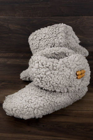 Kailee Sherpa Slippers