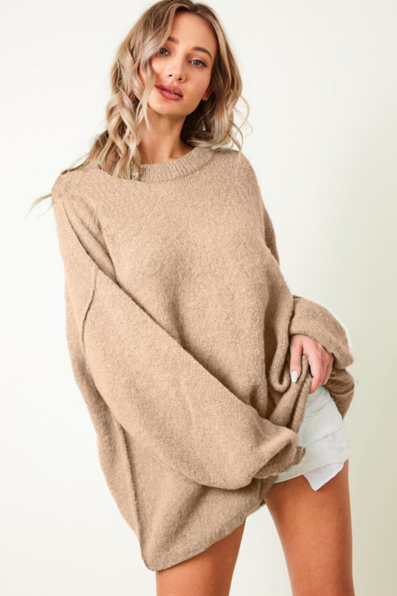 Leyla Oversized Sweater