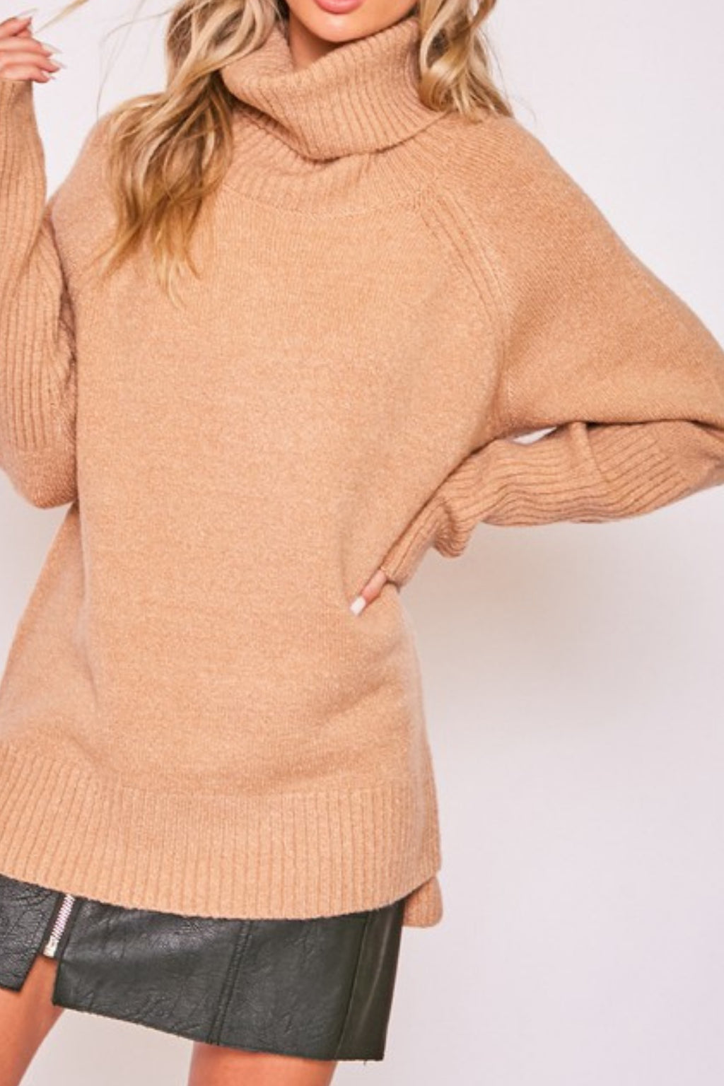 Aliza Oversized Sweater