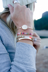 Shores Of Main Tile Bracelet