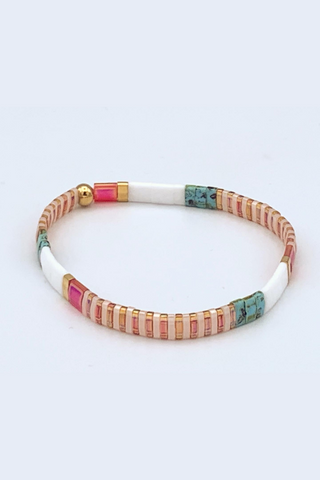 Kaleidoscope Tile Bracelet Set