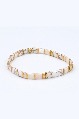 Eternity Tile Bracelet