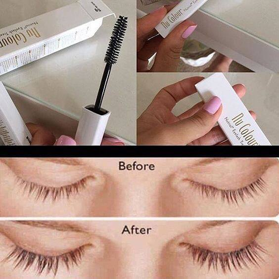 Nu Colour Nutriol Eyelash Treatment