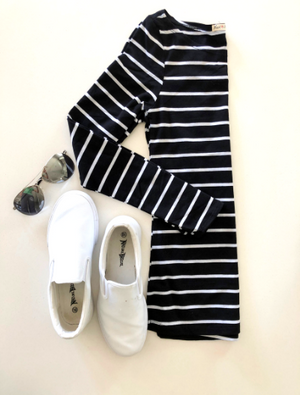 Emily Stripe Top