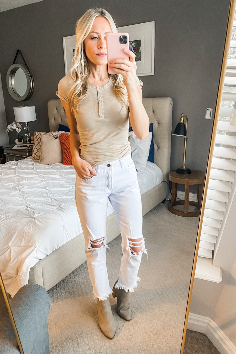 Kailey Basic Top