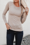 Bella Long Sleeve Sweater Top