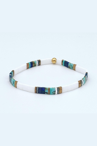 Stained Tile Bracelet