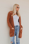 Joelle Long Sleeve Cardigan