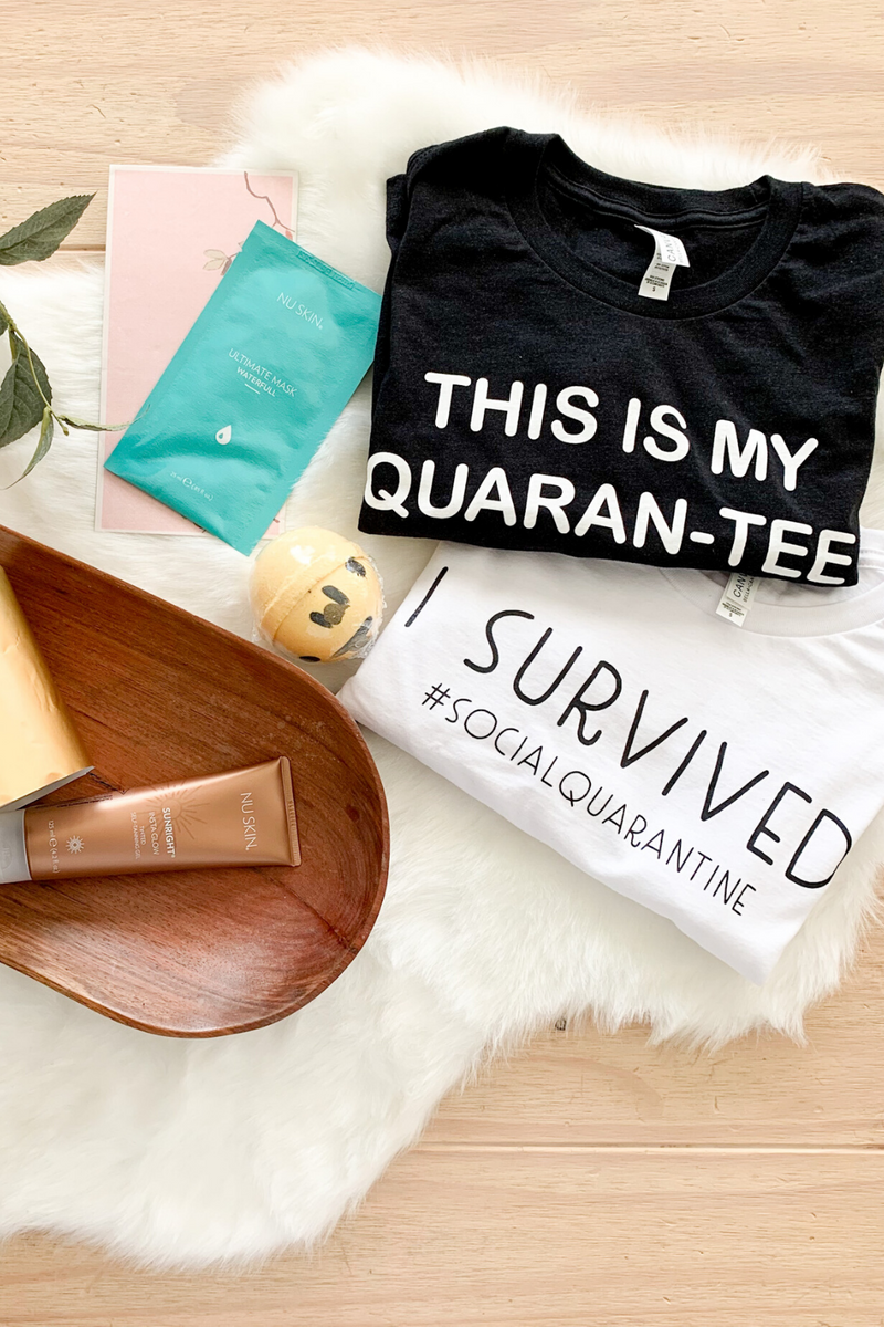 Quarantine Survival Kit #3 - PRE ORDER 5/25