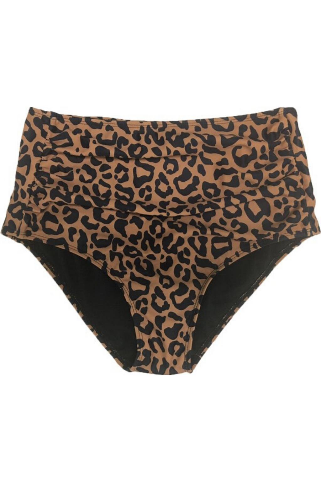 Jane Leopard Swimsuit Bottoms
