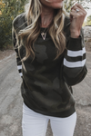 Tinley Camo Sweater