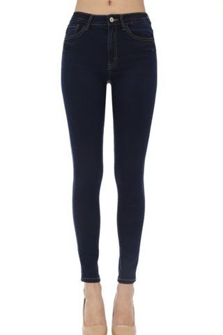 Addison Black Skinny Jeans