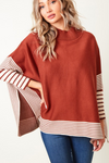 Amalia Mock Neck Top
