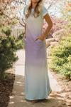 Posey Ombre Maxi Dress