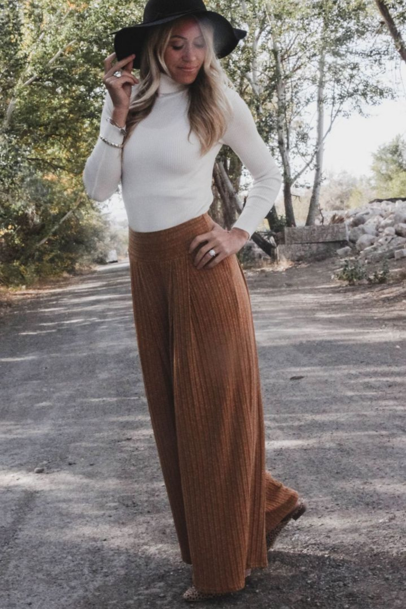 Aleena Wide Leg Pants