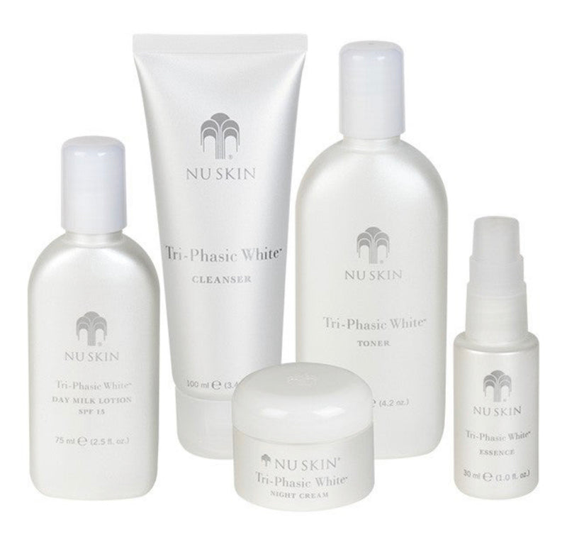 Nu Skin® Tri-Phasic White® System