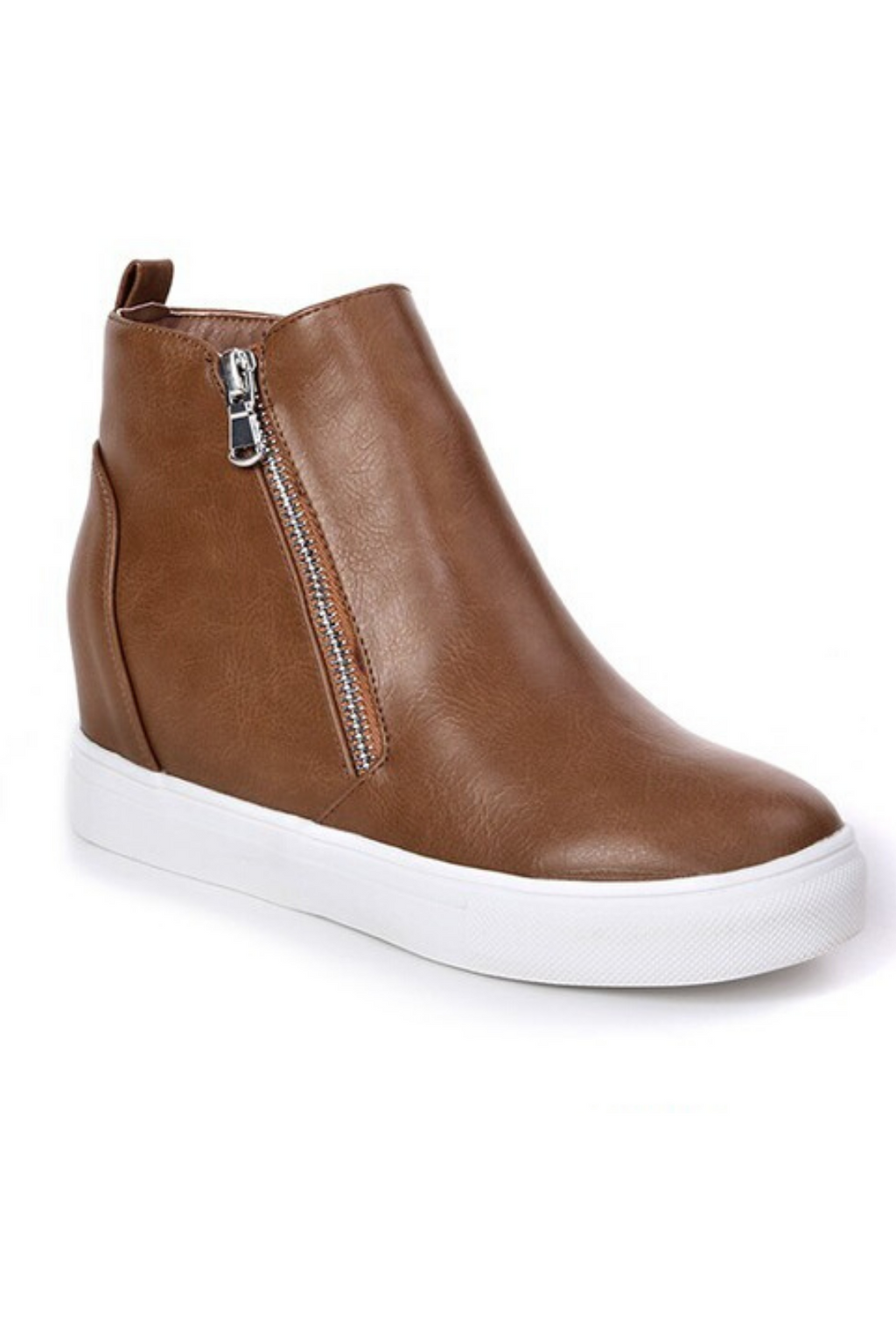 Malia Hidden Wedge Sneakers