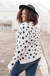 Spotted and Ready Sweater