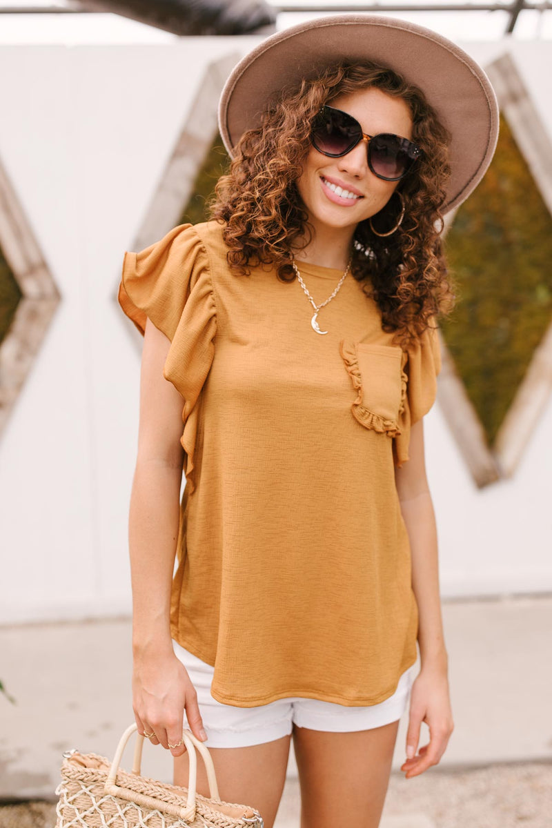 The Adeline Top