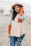Rayne Patch Pocket Top