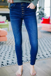 Haven Dark Skinny Jeans