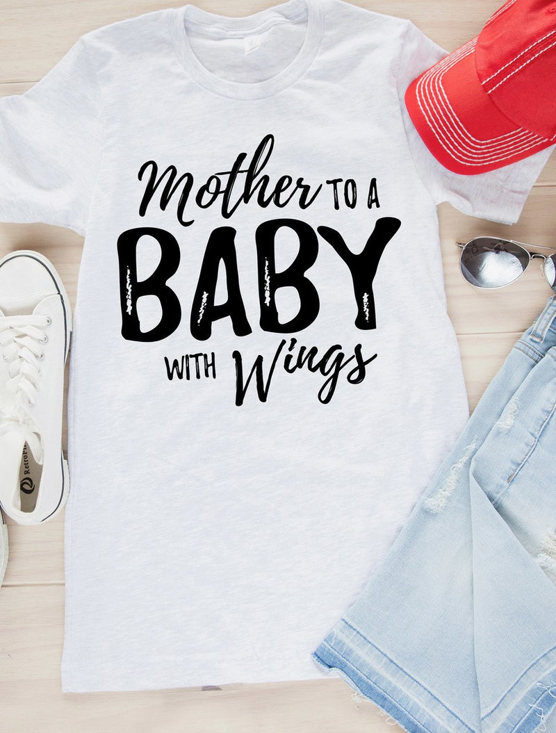 Averie Tee Baby With Wings