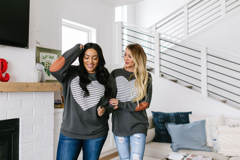 Rule My Heart Sweater