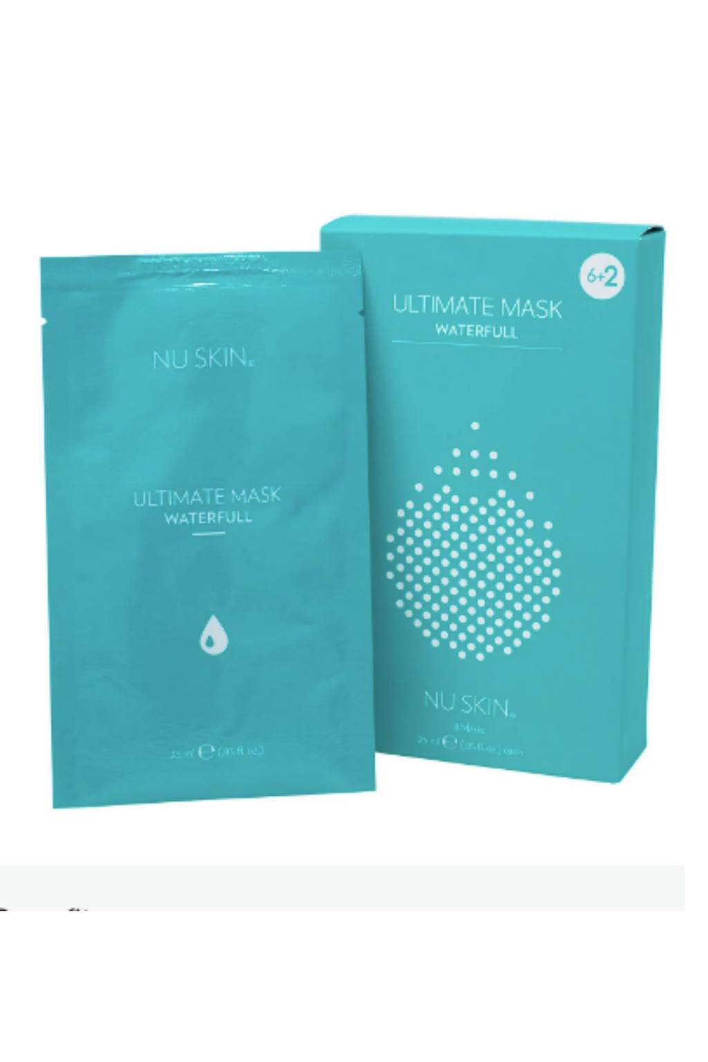 Ultimate Waterfull Mask - Single Masks