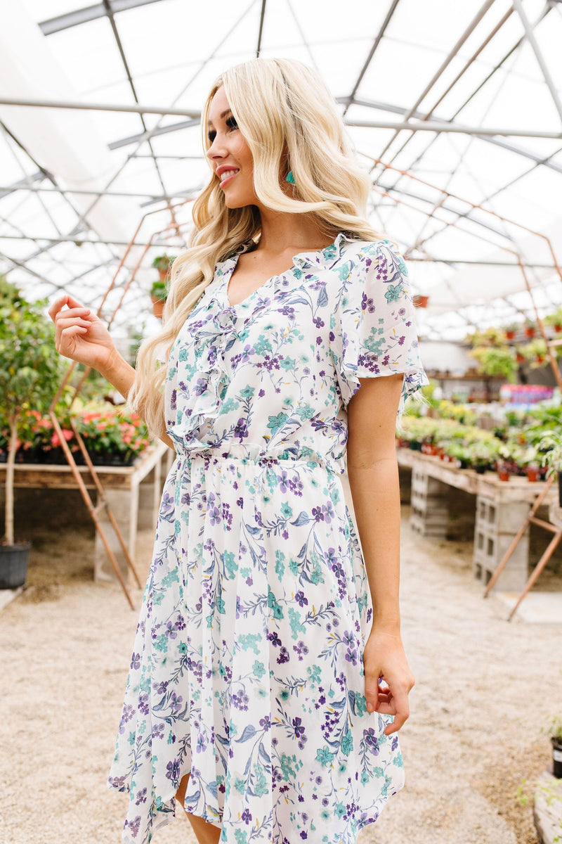 Wisteria Daydreams Dress
