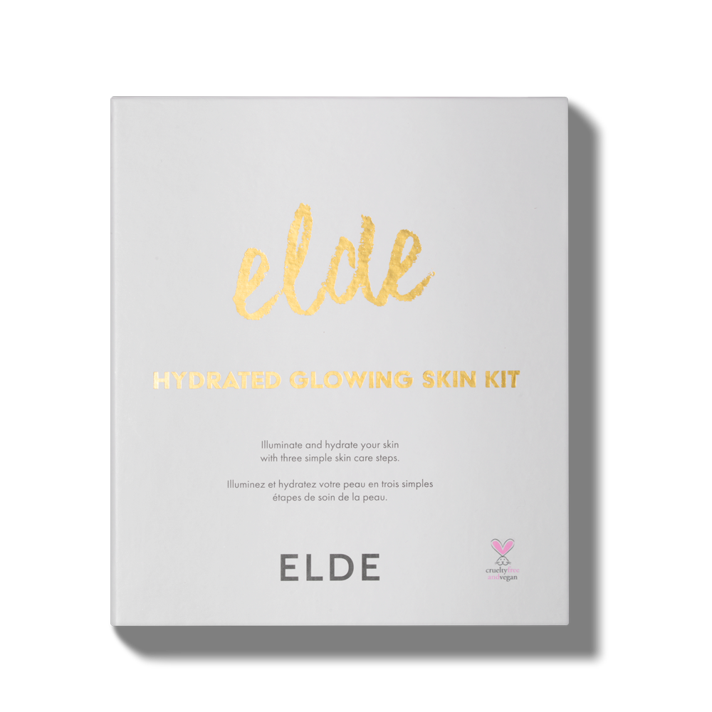 Hydrated Glowing Skin Kit
