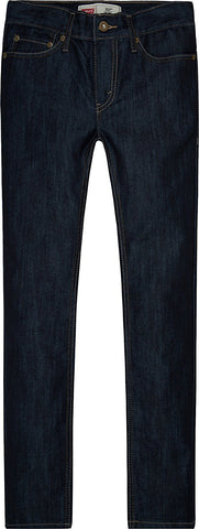 Levi's Little Boys 511 Slim Fit Jeans, Dark Denim, Size 5