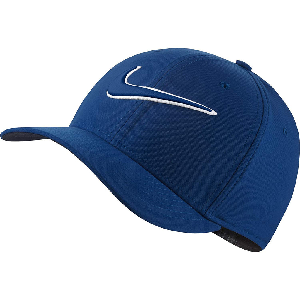 2e5b8abc Nike Golf Classic 99 Fitted Hat, Blue Jay/White, Unisex, L/XL – StyleE  Deals, Inc.