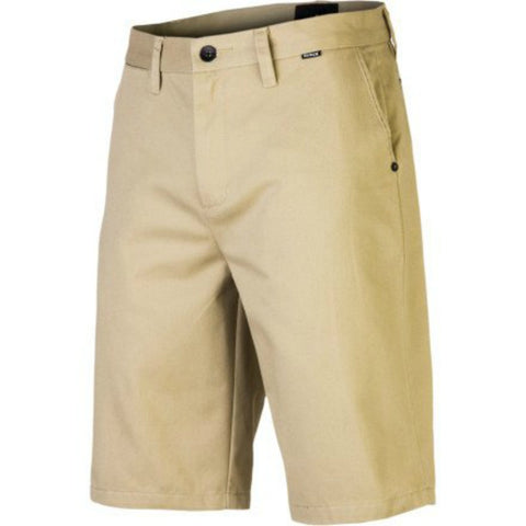 Hurley Boys One and Only Walk Short School Chino, Sandstone, 25""