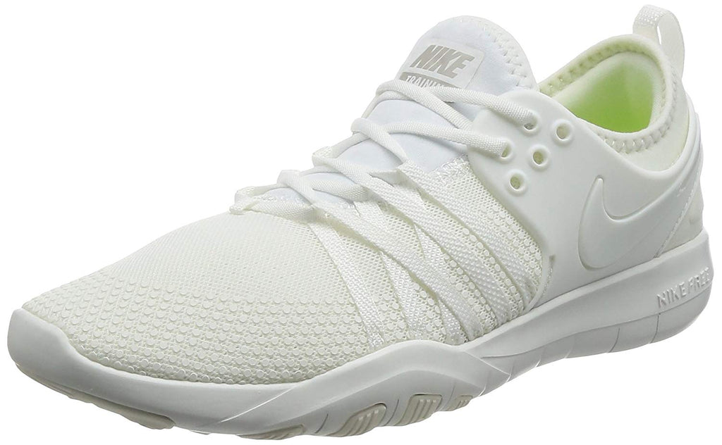 cheap for discount 49105 27cd7 Nike Women's Free TR 7 Training Shoes, Summit White/Summit White, 8
