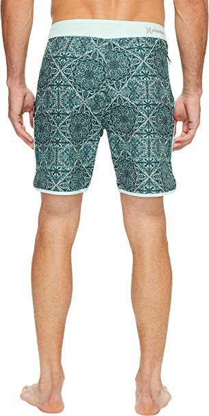 "Hurley Phantom Casa Stretch 18"" Boardshort, Mint Foam, 36"""