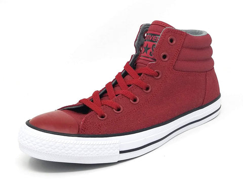 Converse Chuck Taylor All Star Fresh Hi Sneakers, Back Alley Brick/White, 11