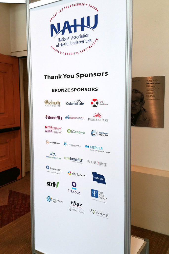 Striiv was a Bronze-level sponsor of the 2016 National Association of Health Underwriters Annual Convention.