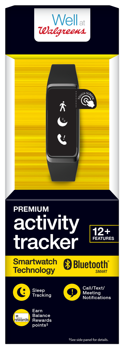 Photo of Walgreens Premium Activity Tracker