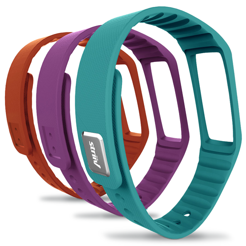 Striiv Fusion Accessory Bands (3 Colors) - Striiv